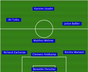 2015.09.18 1.FC PV Nord - LA Galaxy