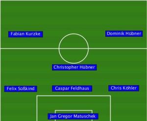 2015.10.17 Zachert Oldschool Bro's - 1. FC PV Nord 1-1 (0-1)