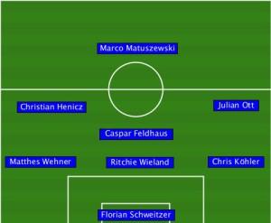 2015.11.06 1.FC PV Nord - CF Classic Allstars 3-3 (2-1)