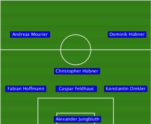 2016.03.12 Zachert Oldschool Bro's - 1. FC PV Nord 2-9 (0-3)