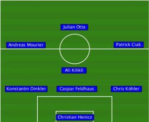 2016.04.08 1. FC PV Nord - LA Galaxy Pokalrückspiel BDKJ-Stadtliga 3-9 (1-3)