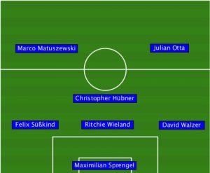 2016.04.30 FC Mauritius - 1. FC PV Nord 4-2 (4-1)