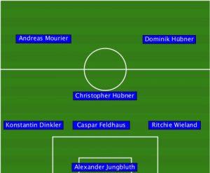 2016.04.16 1. FC PV Nord - TUS Rückwärts 4-1 (3-0)