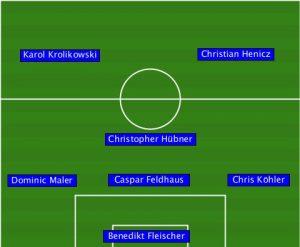 2016.06.11 SV Fuchsbau - 1. FC PV Nord 1-4 (0-3)